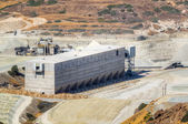 Storage facility of a mining industry — Stockfoto
