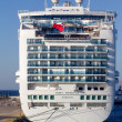 Cruiser Ruby Princess — Foto de Stock