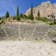 Stock Photo: Ancient theater of Delphi, Greece