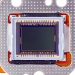 Digital camera sensor — Stock Photo