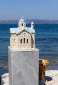 ギリシャのほとんどの記念礼拝堂 — ストック写真