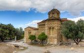 Church of the Holy Apostles, Athens, Greece — Stock Photo