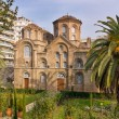 Church of PanagiChalkeon, Thessaloniki, Macedonia, Greece — Stockfoto #18648591