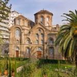 Church of Panagia Chalkeon, Thessaloniki, Macedonia, Greece — Stock Photo #18648591