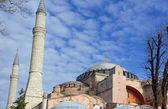 Hagia Sophia, Istanbul, Turkey — Stock Photo