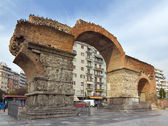 Arch of Galerius, Thessaloniki, Greece — Stock Photo