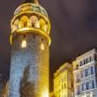 Stock Photo: GalatTower, Istanbul, Turkey