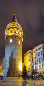 Galata Tower, Istanbul, Turkey — Stock Photo