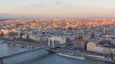 Budapest view, Hungary — Photo