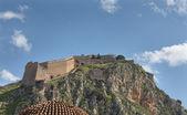 希腊奥林匹亚的 2,palamidi 堡垒 — 图库照片
