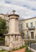 Choragic Monument of Lysicrates, Plaka, Athens, Greece — Stock Photo