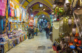 Grand Bazaar, Istanbul, Turkey — Stock Photo
