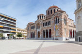 Cathedral of St. Nicholas, Volos, Greece — Stock Photo