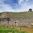 Ancient theatre of Dodoni, Epirus, Greece — Stock Photo
