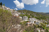 Makrinitsa village, Pelio, Greece — Stock Photo