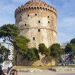 Stock Photo: White Tower landmark of Thessaloniki, Greece