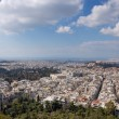Panoramic view of Athens, Greece — Stock Photo