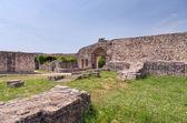 Ruins of Ioannina castle, Epirus, Greece — Stock Photo