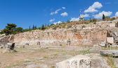 Telesterion, ancient Eleusis, Attica, Greece — Stock Photo