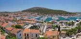 Panoramic view of Cesme, Turkey — Stock Photo