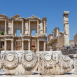 Library of Celsus, Ephesus, Turkey — Stok fotoğraf