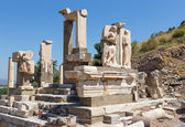 Memmius Monument, Ephesus, Turkey — Stock Photo