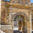 Stock Photo: Mazeus and Mithridates Gate, Ephesus, Turkey
