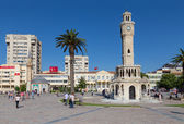 Konak square, Izmir, Turkey — Stock Photo