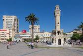 Konak square, Izmir, Turkey — Stock Photo