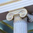 Ionic capital — Stock Photo