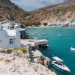 Fyropotamos, Milos island, Cyclades, Greece — Stock Photo