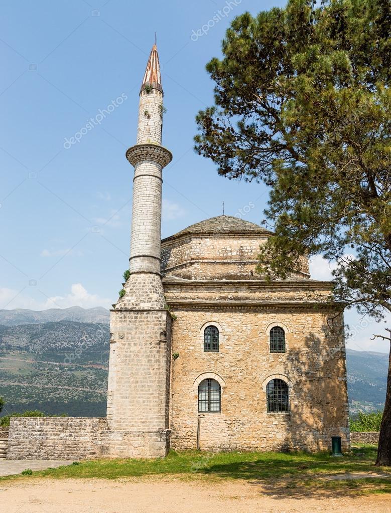 Fethiye Mosque Ioannina Greece Stock Photo 169 Lefpap