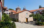 Osios david klasztor, eubea, grecja — Zdjęcie stockowe