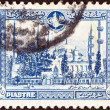 TURKEY - CIRC1914: stamp printed in Turkey shows Blue Mosque, circ1914. — Stock Photo #31273463