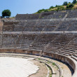 Panorama of the Great Theatre of Ephesus, Turkey — Stock Photo