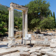 Hadrian Gate, Ephesus, Turkey — Stock Photo