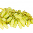 Fresh green grapes — Stock Photo #33389625
