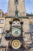 Prag astronomik saat, Çek Cumhuriyeti — Stok fotoğraf