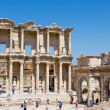 Library of Celsus, Ephesus, Turkey — Stock Photo