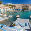 Stock Photo: Mantrakia, Milos island, Cyclades, Greece