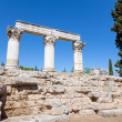 Постер, плакат: Temple E Ancient Corinth Greece