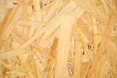 Wood particle board background — Stock Photo