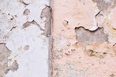 Fragment van de oude muur — Stockfoto