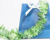 Christmas box — Stock Photo