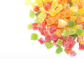 Colorful candied — Stock Photo