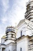 Restoration Christian Cathedral — Foto de Stock