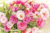 Huge bouquet of flowers — Stock Photo