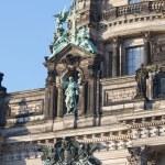 Berlin , Berliner Dom — Stock Photo