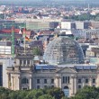 Berlin, reichstag — Stock Photo #12105383