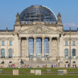 Berlin, reichstag — Stock Photo #12105394